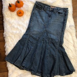 Candies Denim Skirt